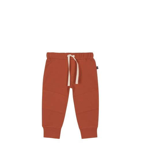 """Knee Patch Jogger """"Rust"""""""